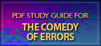 PDF Lesson Plans for The Comedy of Errors